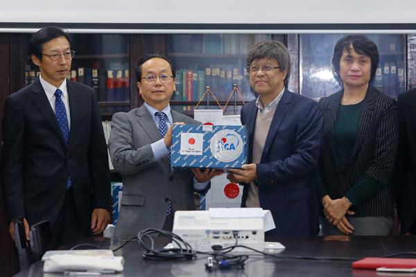 Nhật hỗ trợ sinh phẩm gần 3 tỉ đồng chống dịch virus corona tại Việt Nam