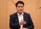 Chủ tịch Hà Nội yêu cầu tìm bằng được người không chịu cách ly