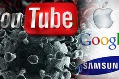 Virus corona làm giới công nghệ hỗn loạn, tiết lộ doanh thu 'khủng' của YouTube