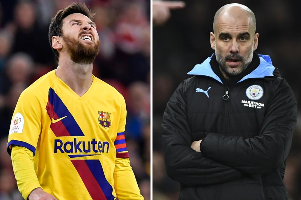 Pep nói điều không ngờ về chuyện Messi sang Man City