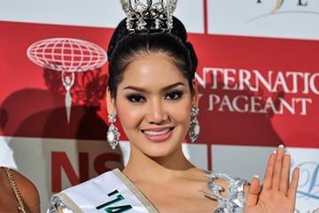 Hoa hậu Thái Lan dính scandal ma túy nhưng không bị tước danh hiệu