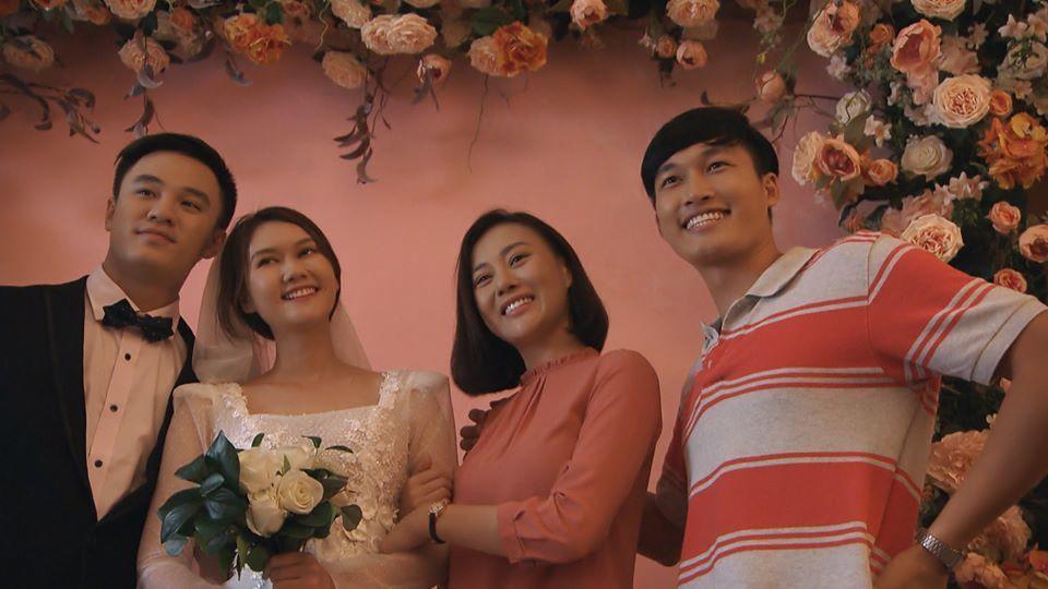'Cô gái nhà người ta' gây sốt với tình huống đám cưới biến thành đám ma