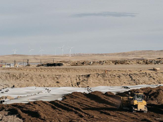 Đừng tưởng điện gió là sạch, đây là thứ gây ô nhiễm không xử lý nổi