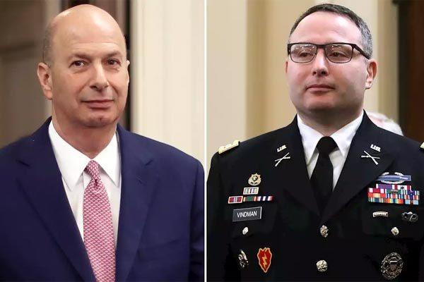 Nhà Trắng sa thải các quan chức ra làm chứng chống ông Trump