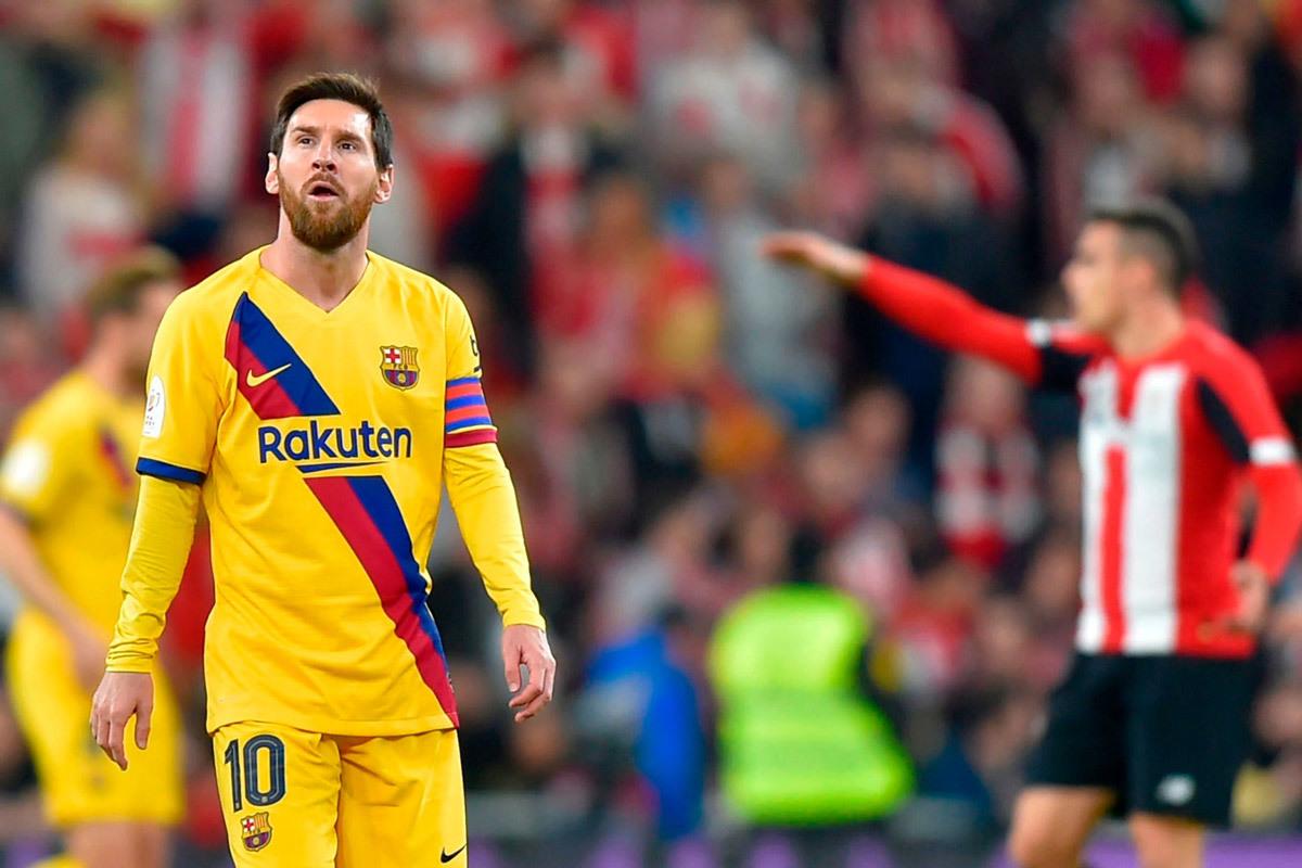 Barca khủng hoảng, nguy cơ sụp đổ vì Messi