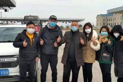 Cảm động những tình nguyện viên xả thân cứu Vũ Hán