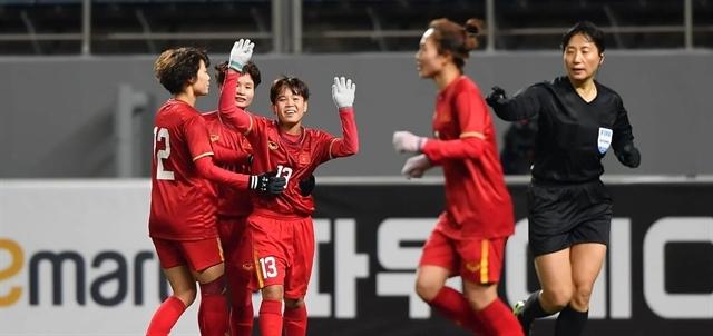 Striker Van Su,mai duc chung,women's football,olympic