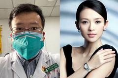 Chương Tử Di phẫn nộ sau khi bác sĩ qua đời vì nhiễm virus corona