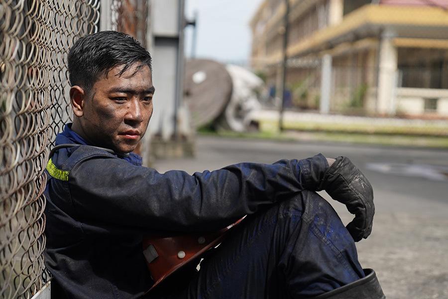 Diễn viên Phùng Cường kể về trải nghiệm làm thợ mỏ than