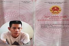 Mang sổ đỏ giả đi công chứng, người đàn ông Quảng Nam bị bắt giữ
