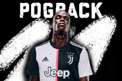 Juventus chi 250 triệu euro, lấy Pogba khỏi MU