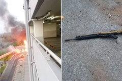 Binh sĩ xả súng ở Thái Lan, 12 người chết