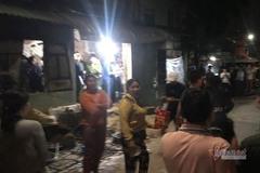 Cháy nhà, bé gái 5 tuổi tử vong ở Bình Định
