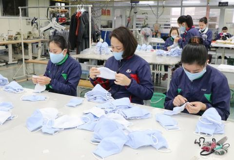 Industries hit as epidemic cuts off raw materials