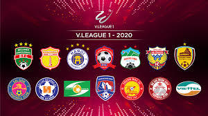 Kết quả bóng đá LS V-League 1 2020