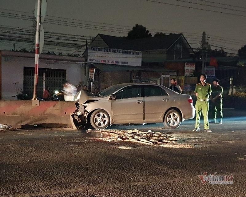 Tai nạn liên tiếp ở Bình Dương, 4 người tử vong