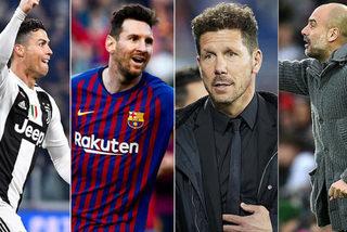 Top cầu thủ, HLV lương cao: Messi gần gấp đôi Ronaldo, choáng Simeone
