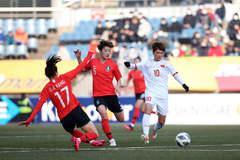 Thua Hàn Quốc 0-3, tuyển nữ Việt Nam chờ đấu play-off Olympic