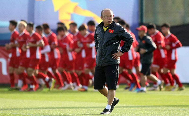Thầy Park sắp trở lại, tuyển Việt Nam chốt sân đấu Iraq