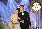 Đám cưới Duy Mạnh - Quỳnh Anh ở khách sạn cao cấp Hà Nội