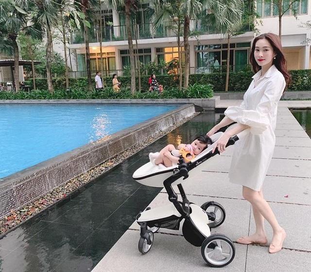 Jennifer Phạm, Đặng Thu Thảo lấy lại vóc dáng thần tốc sau sinh