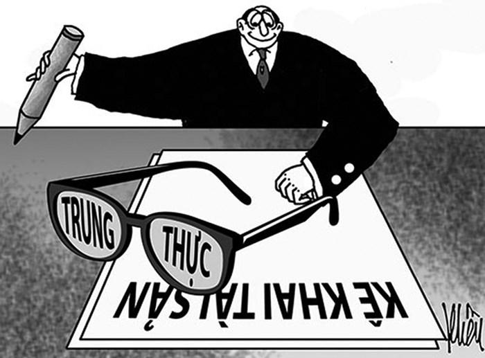 13 ngạch công chức phải kê khai tài sản, thu nhập hàng năm