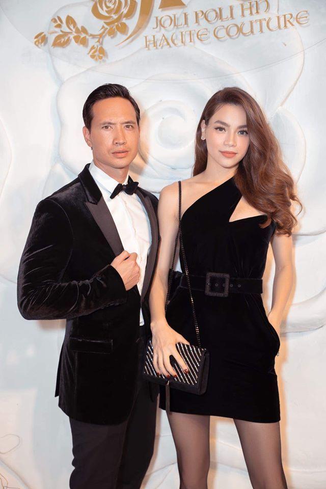Hà Hồ - Kim Lý, cặp đôi đẹp nhất showbiz Việt