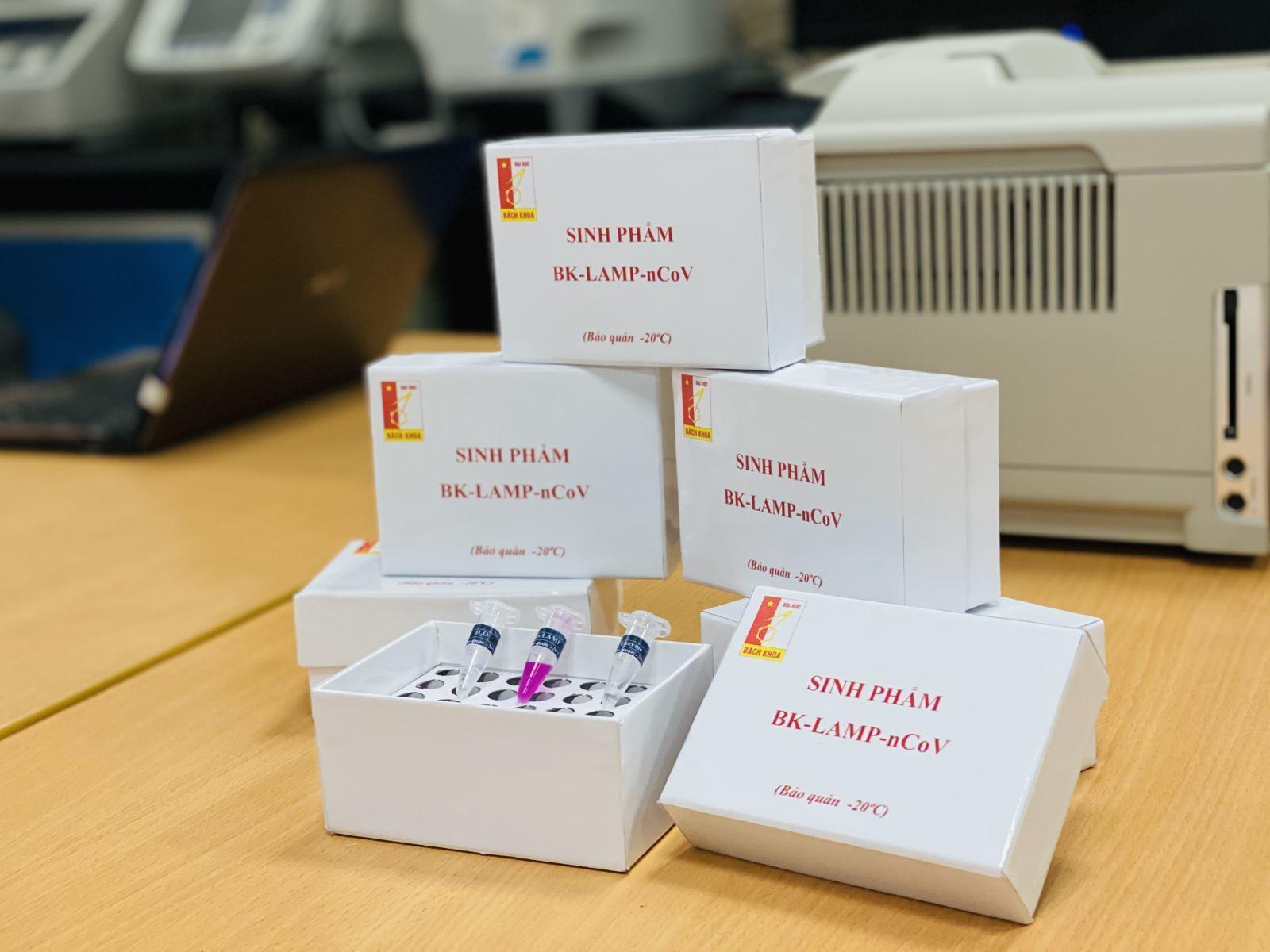 Thông tin chi tiết về cách phát hiện nhanh virus corona của nhóm nhà khoa học VN