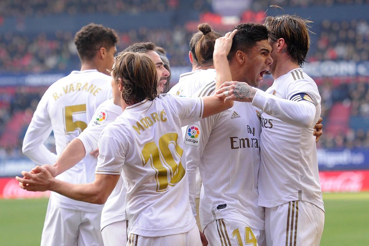 Real Madrid,Osasuna,Osasuna vs Real Madrid