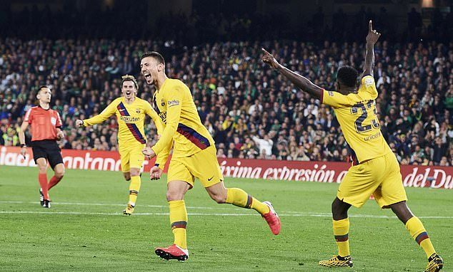 Messi lập hat-trick kiến tạo, Barca ngược dòng siêu kịch tính