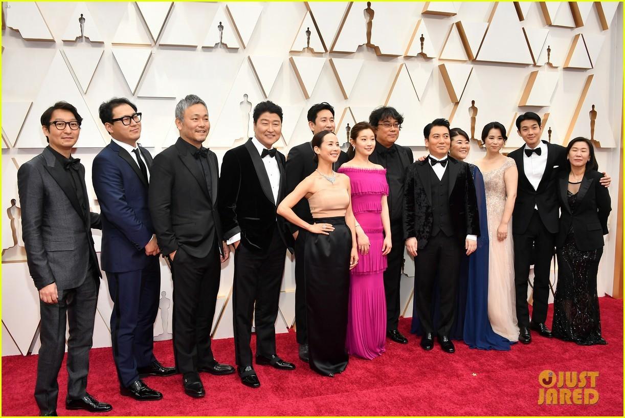 Dàn sao siêu cấp đổ bộ thảm đỏ Oscar 2020
