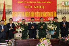 Bộ Quốc phòng bổ nhiệm 3 Chính ủy