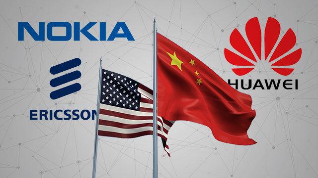 Hoa Kỳ bác bỏ ý tưởng mua Nokia và Ericsson để đối phó với Huawei