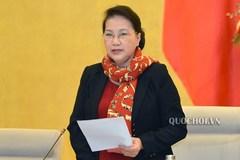 Chủ tịch Quốc hội: Giảm lễ hội, họp trực tuyến để chống dịch virus corona