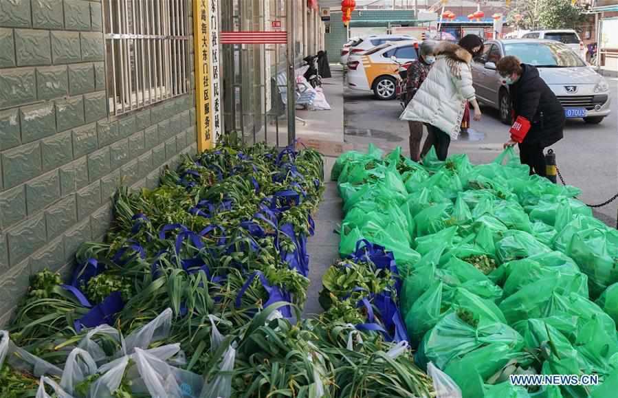 Hình ảnh cuộc sống thường nhật của người dân Vũ Hán giữa đại dịch