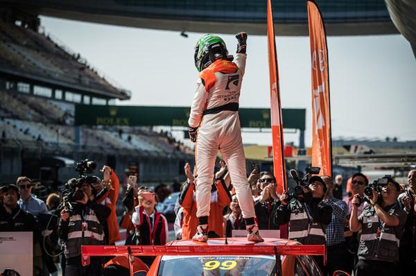 Porsche Carrera Cup Asia - giải đua phụ thứ 2 của chặng đua F1 Hà Nội