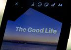 Cách tạo chữ 3D trên Stories của Instagram và Facebook