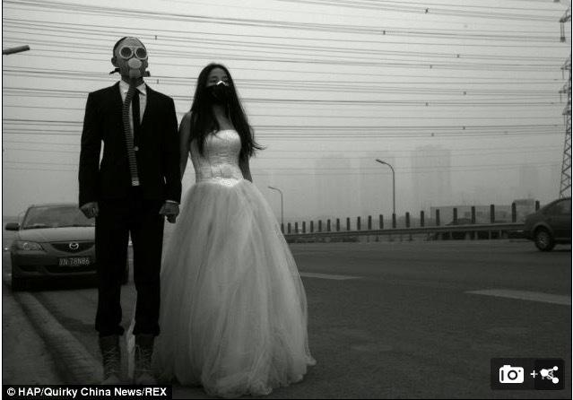 Đám cưới an toàn thời dịch virus corona