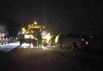 Lao xe máy vào đuôi xe container, thanh niên tử vong