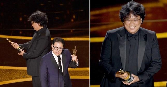 Sao Việt náo nức vì 'Ký sinh trùng' đoạt Oscar