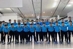 Vietnam's futsal team depart for training in Spain
