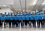 Vietnam's futsal team depart for training in Spain