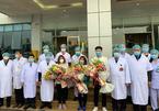 3 bệnh nhân nhiễm corona ở bệnh viện Nhiệt đới đã xuất viện