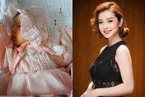 Sau 1 tháng lâm bồn, hoa hậu Jennifer Phạm lần đầu để con thứ 4 lộ diện
