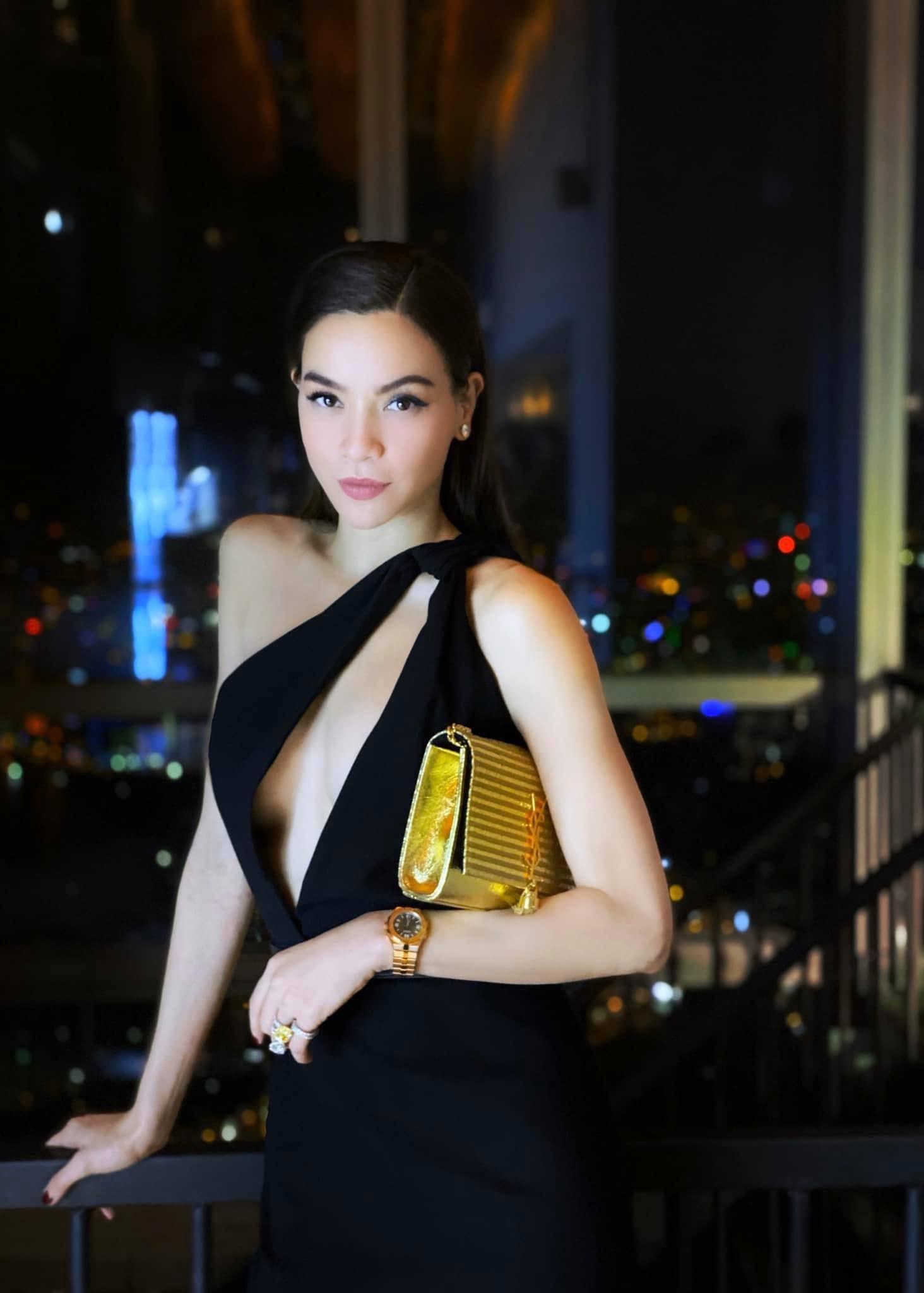 Hồ Ngọc Hà, ngọc nữ dáng đẹp số 1 showbiz