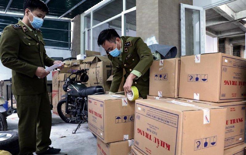 Vietnam,China,Chinese,smuggling,face masks,coronavirus,ncov