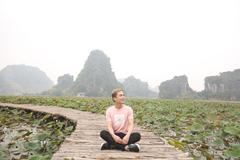 Theo chân Phạm Văn Sơn khám phá cảnh đẹp Ninh Bình