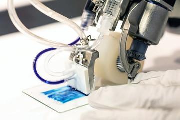 Đột phá về y học, in da nhân tạo để chữa bỏng