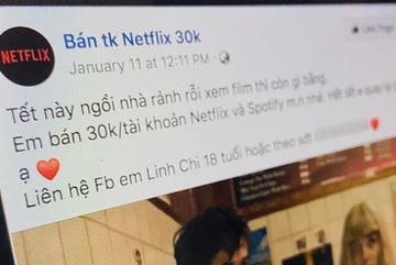 Netflix stops free trial program in Vietnam