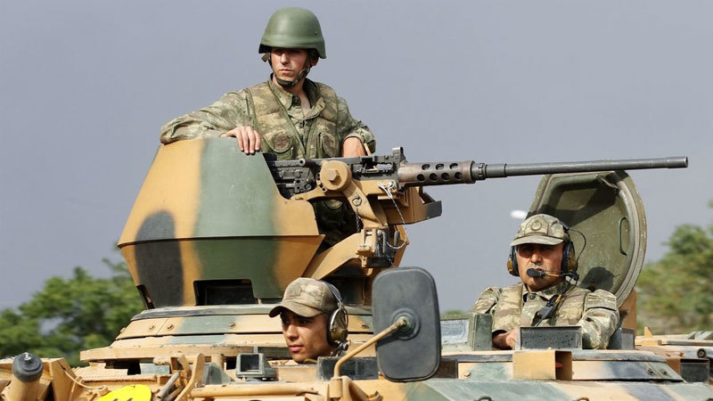 Thổ Nhĩ Kỳ,Syria,Nga,giao tranh,chiến sự